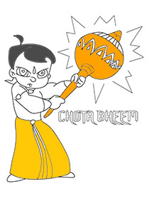 Bheem The Angry