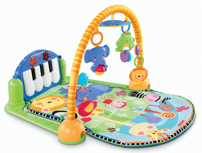 Fisher Price Kick and Play Piano