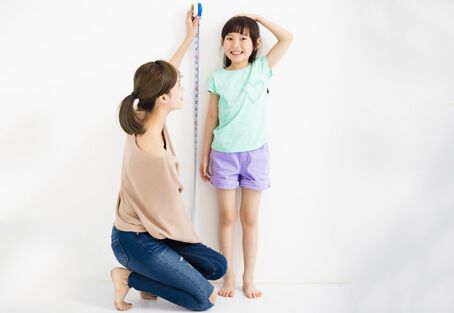 child's adult height predictor