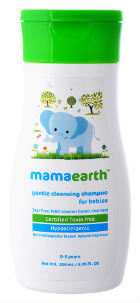 Gentle Cleansing Baby Shampoo