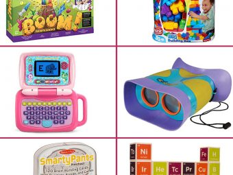 25 Best Educational Toys For Kids In 2021