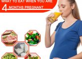 4th Month Pregnancy Diet - Which Foods To Eat And Avoid?