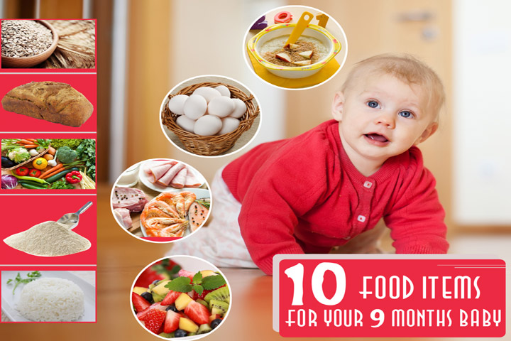 e3efd8db6 9th month baby food: Feeding schedule with Tasty Recipes