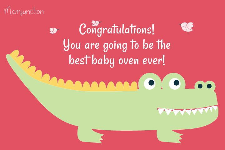 Baby Shower Congratulations Messages