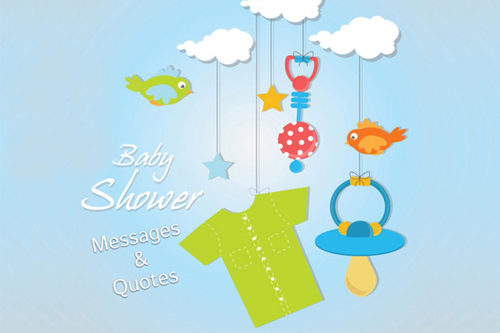 Baby Shower Messages And Quotes a