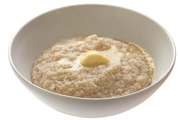 Barley-apple-porridge