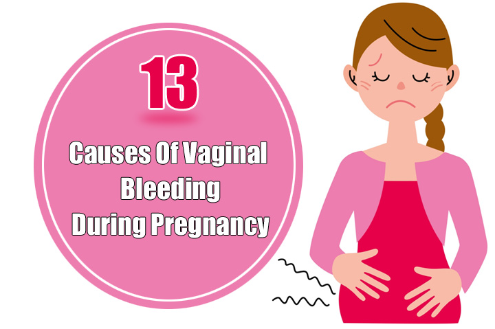 Bleeding early in pregnancy vaginal