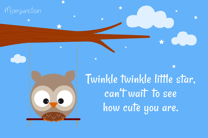 Cute Baby Shower Card Messages 1
