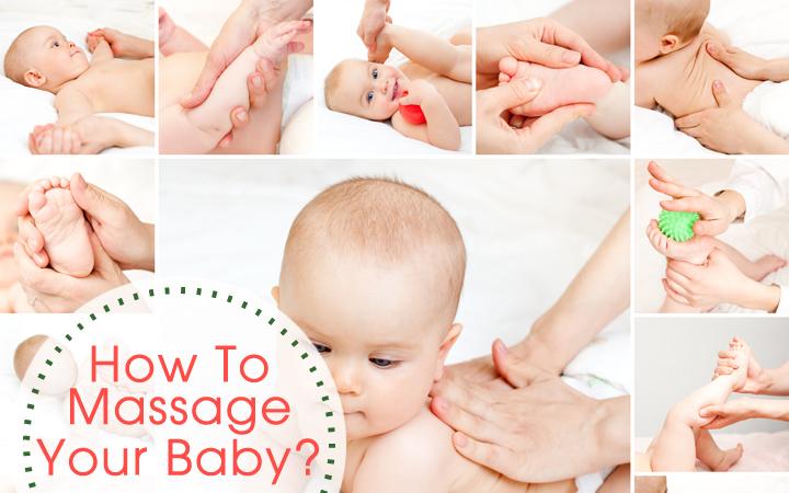 baby care newborn how to massage baby