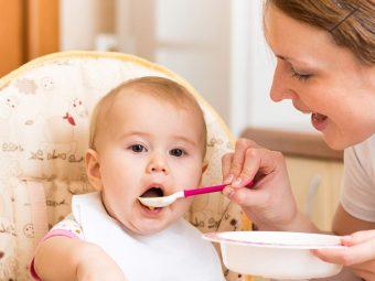 Top 10 Baby Weaning Foods