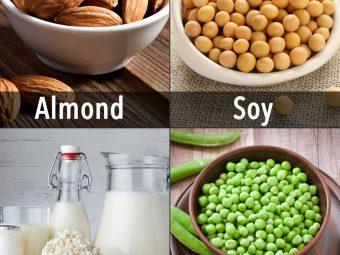 10 Best Calcium Rich Foods For Kids