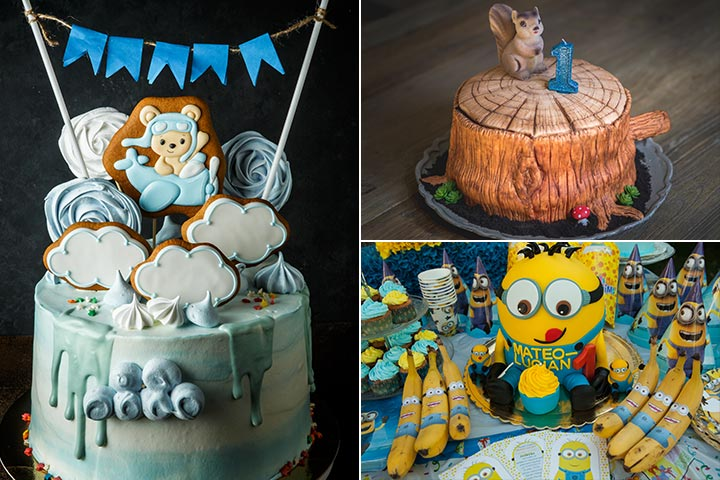 First Birthday Party Ideas For Baby Boys