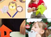 10 Simple Paper Cutting Art And Craft Ideas For Kids