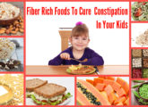 10 Essential Fiber Rich Foods To Cure Constipation In Your Kids