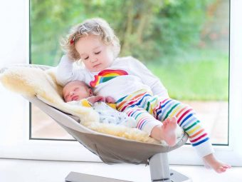 12 Ways To Prepare Your Toddler For The New Baby