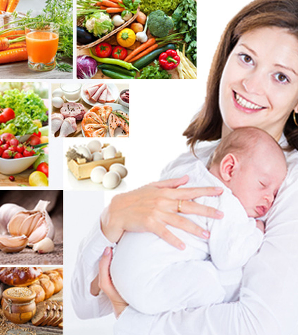 Breastfeeding Diet 10 Best Foods For New Moms