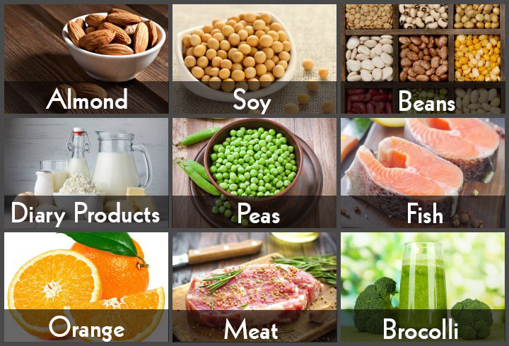 Calcium Rich Foods For Your Kids