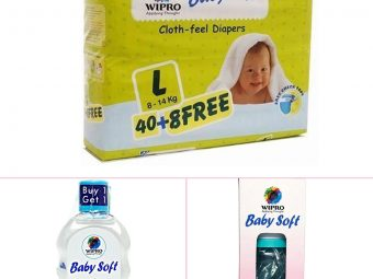 5 Fantastic Wipro Baby Products For YourLittle Ones in India-2021