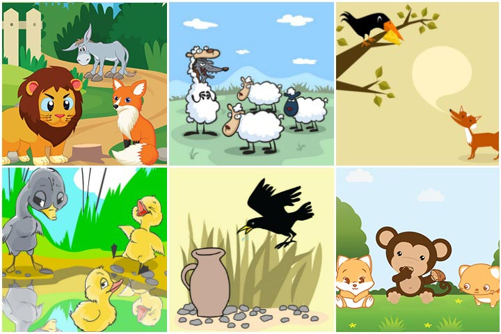 Animal Stories For Kids Images