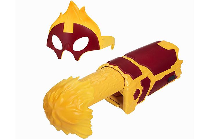 Ben 10 Heatblast Battle Gauntlet & Mask