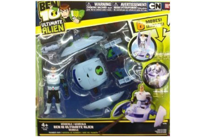Ben 10 Plumber Space Ship With Grandpa Max