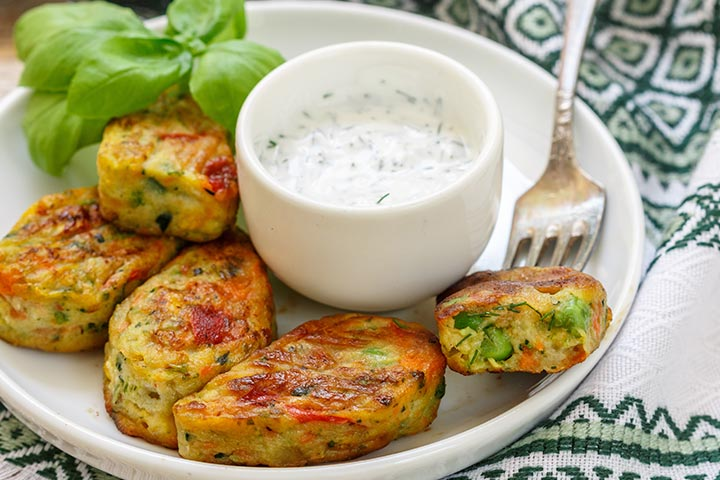 Cauliflower Nuggets - Fun Finger Foods Pictures
