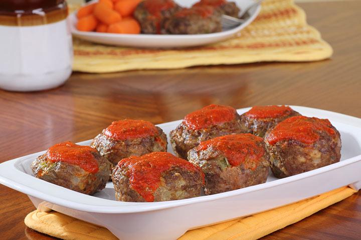Mini Meatballs Easy Finger Foods Pictures