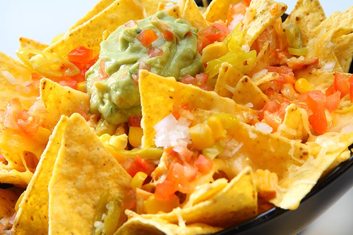 Nachos Easy Finger Food Ideas Pictures