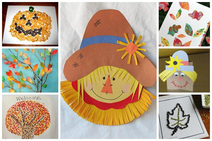 Fall Crafts Ideas For Kids Part - 41: 10 Of The Best Toddler Autumn Crafts For Little Hands