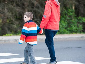 Road Safety For Kids - 13 Rules Your Kids Should Know