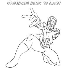 Spiderman-Ready-to-shoot