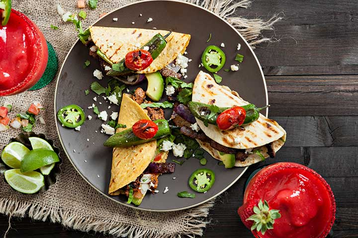 Tacos - Fun Finger Food Ideas Pictures