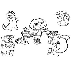The-Dora-Her-Friends