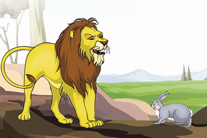 Animal Stories - The Foolish Rabbit