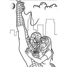 The-Spiderman-Saves-man