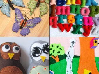 Top 10 Beautiful Felt Crafts Ideas For Kids Of All Ages