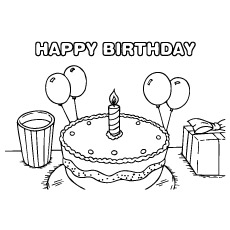 happy-birthday-cake-with-single-candle