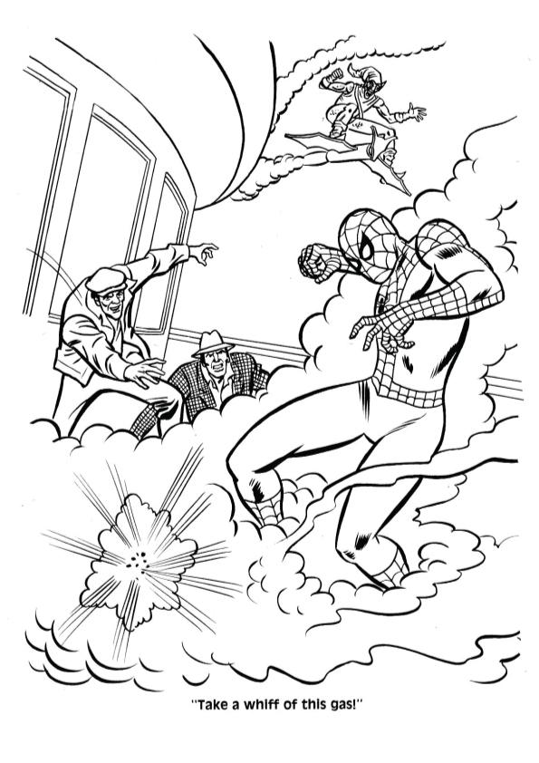 spiderman-unmasked