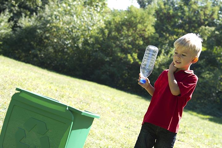 don't litter public spaces