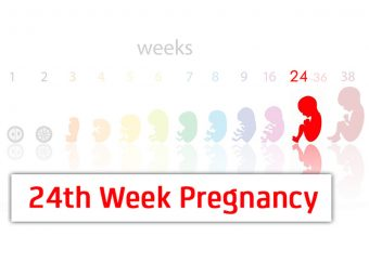 24th Week Pregnancy: Symptoms, Baby Development And Bodily Changes