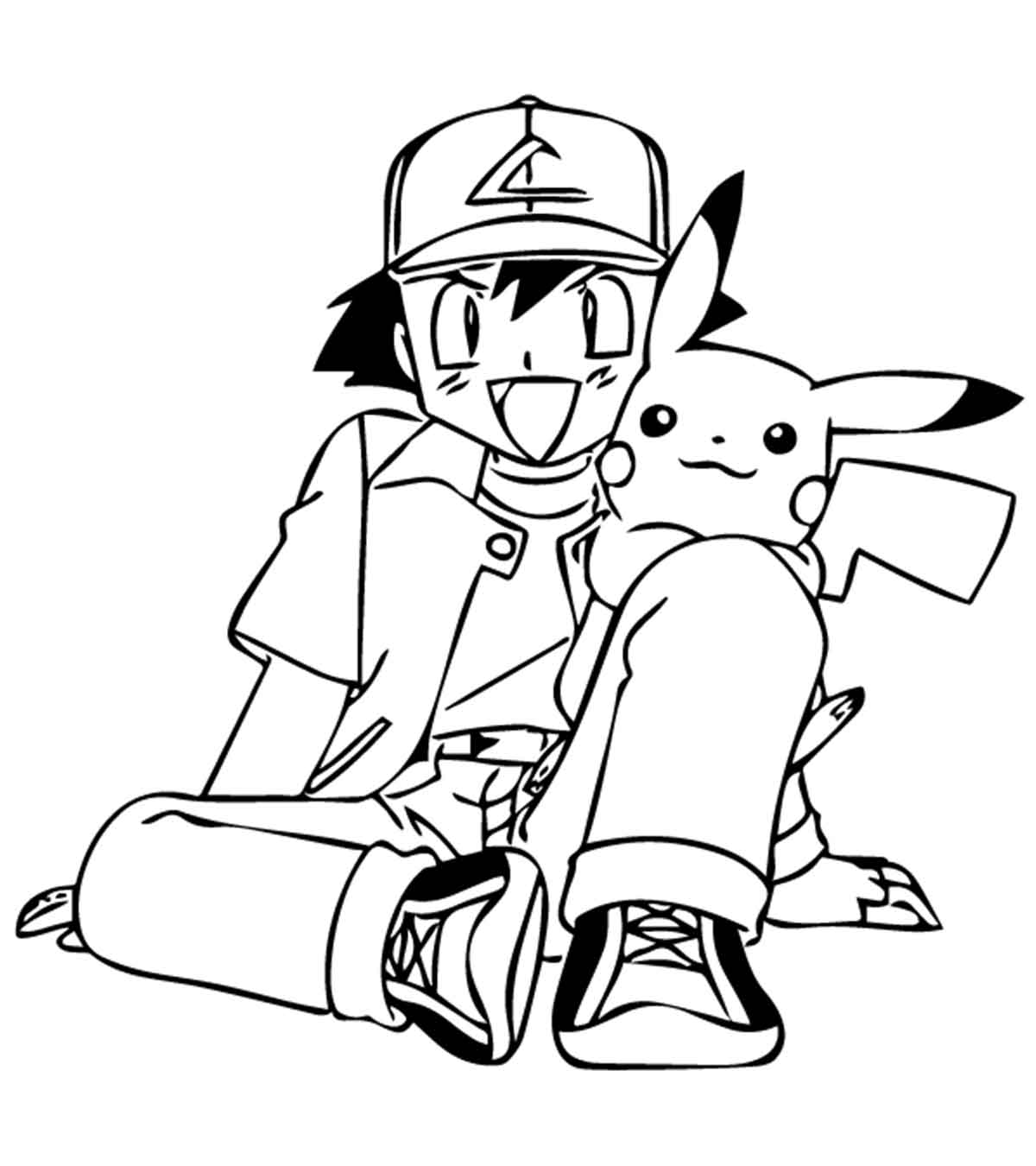 photo about Pokemon Coloring Pages Free Printable referred to as Supreme 93 Totally free Printable Pokemon Coloring Internet pages On the net