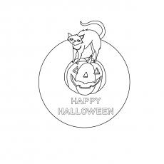 A Enjoy Your Halloween