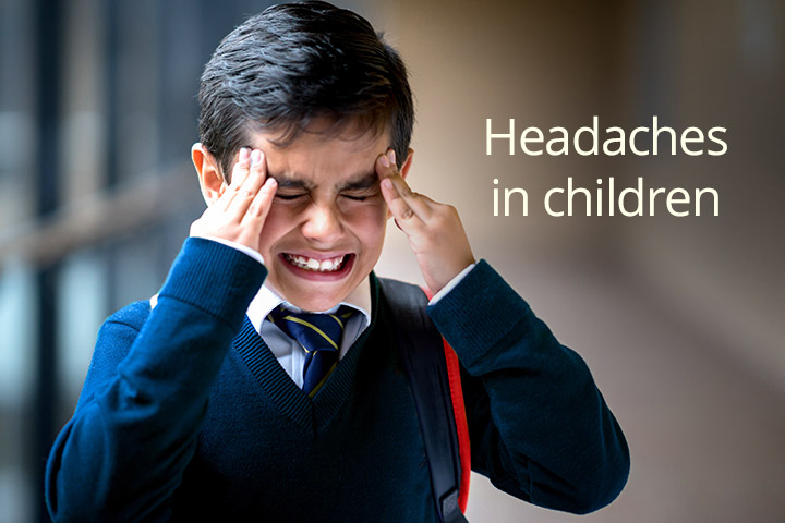 Headaches in Children : Causes And Symptoms