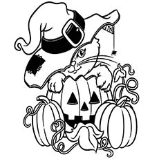 Scary-Halloween-Cat-cap