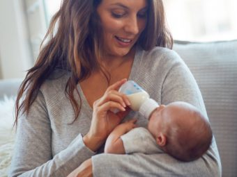 Care To Take While Bottle Feeding The Baby And Tips To Follow