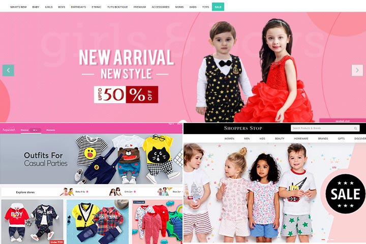 07d812df1c Top 9 Clothing Websites For Kids