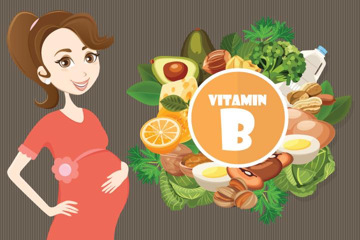 Vitamin B Complex During Pregnancy