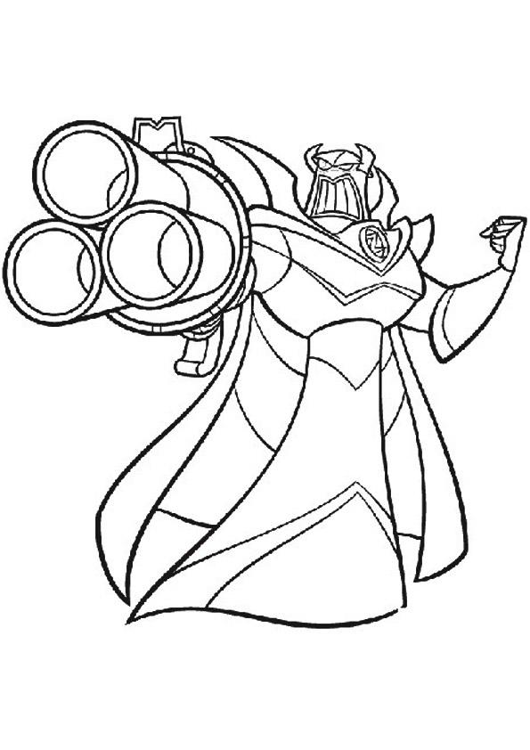the-Emperor-Zurg-a4.jpg 595×842 pixels | Toy story ...