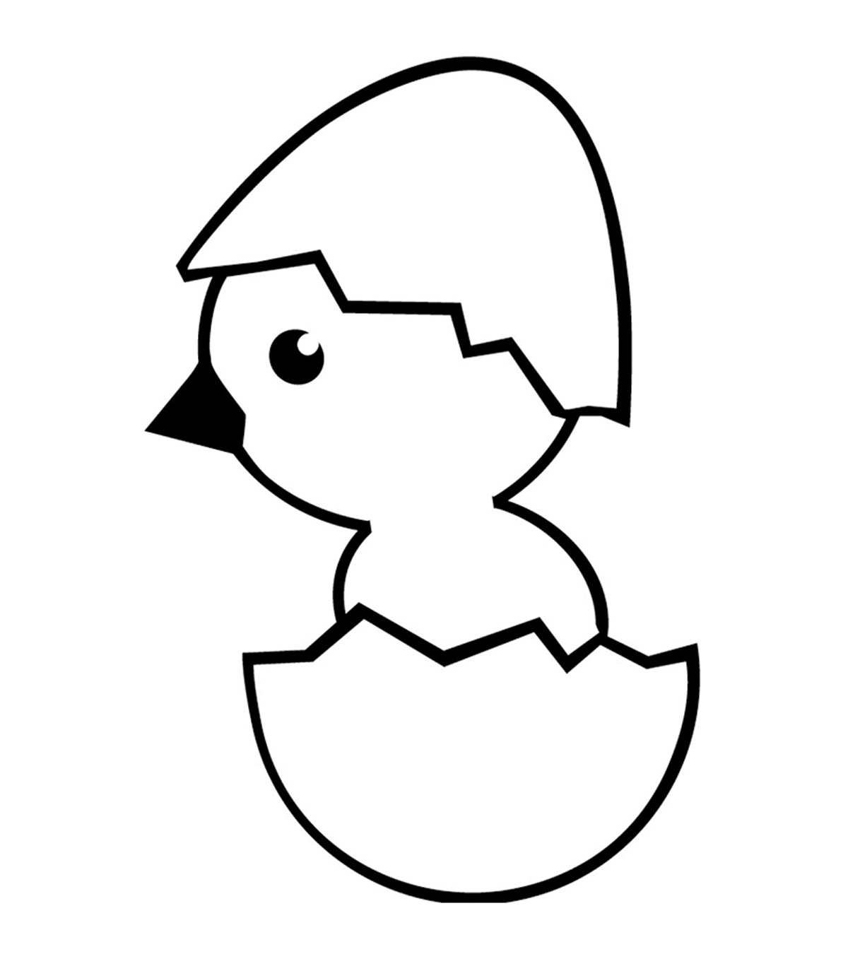 Top 10 Free Printable Cute Chicks Coloring Pages Online