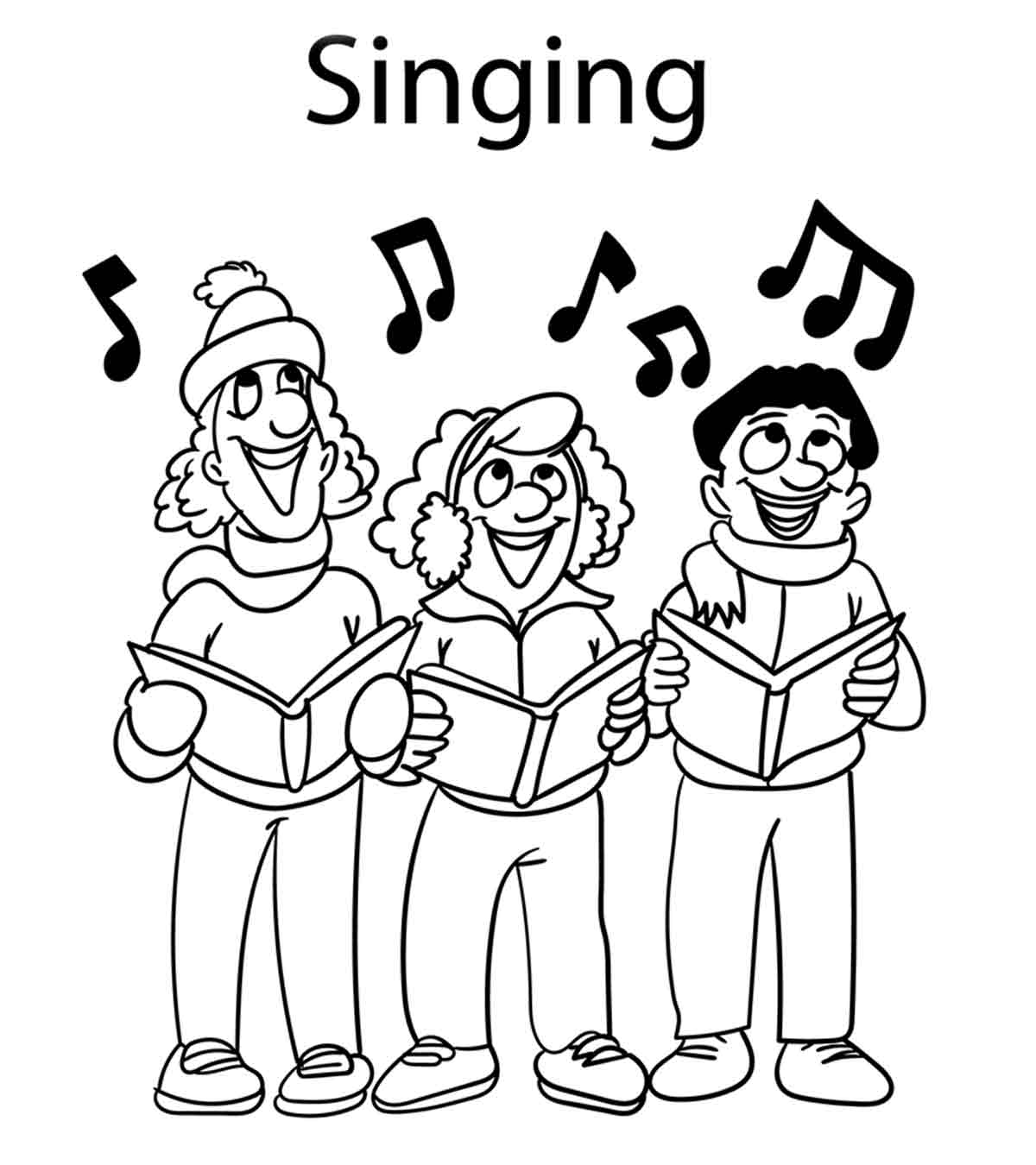 - Top 10 Free Printable Music Notes Coloring Pages Online